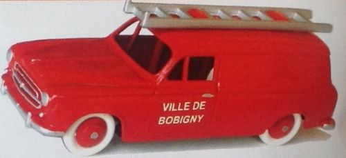 CLUB DINKY FRANCE MODEL No. CDF15 FOURGONNETTE INCENDIE